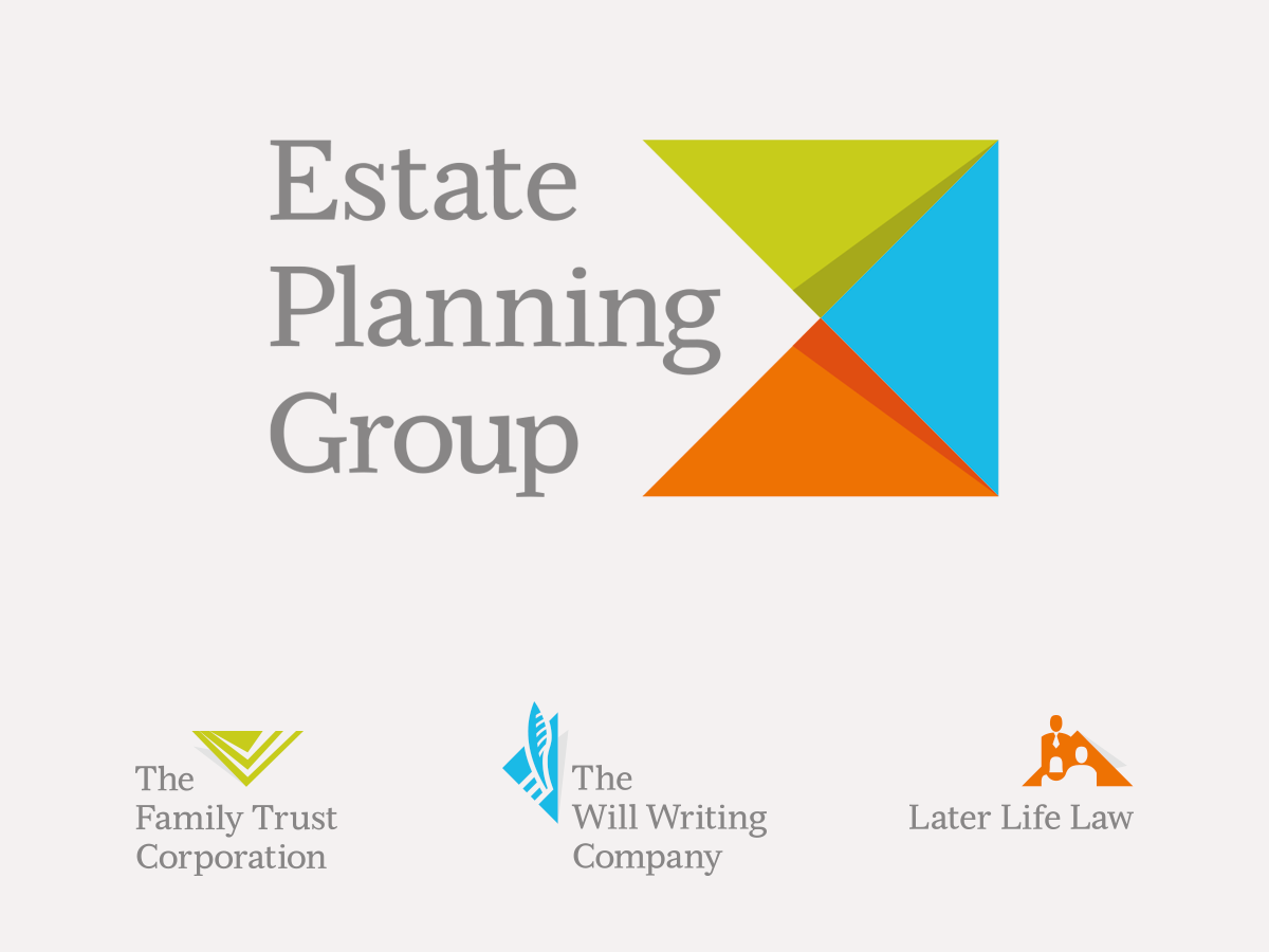 Identity for the Estate Planning Group, EPG logo