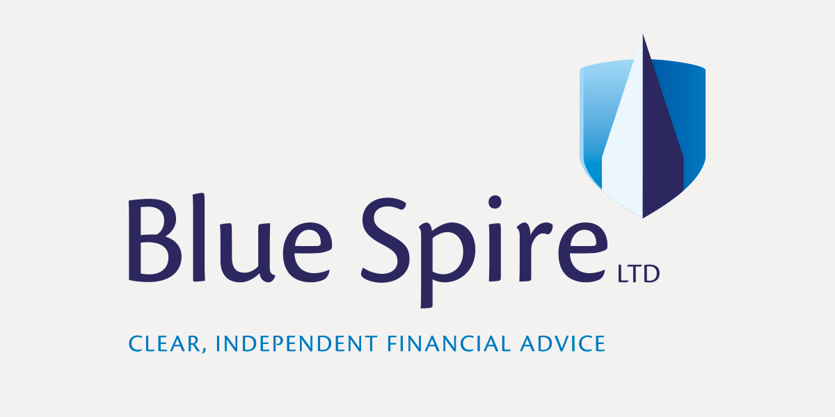 Identity for Blue Spire Ltd, Blue Spire Ltd logo
